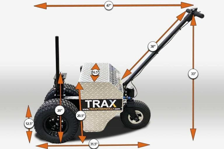 Electric Trailer Dolly TX6000