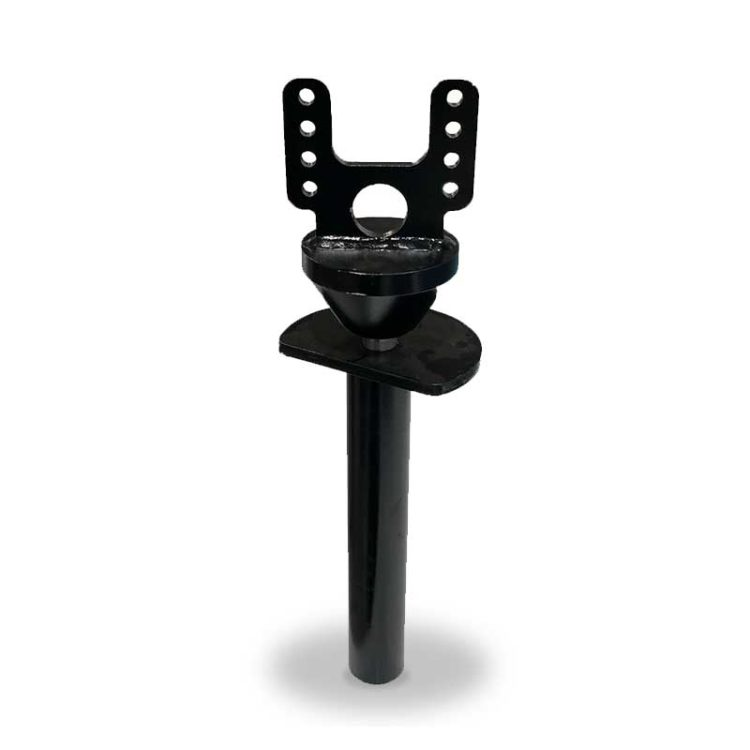 Pintle Hitch Adapter for Power Dolly