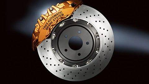 automatic brake controler