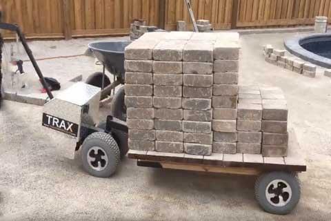 TRAX HTM Bricks