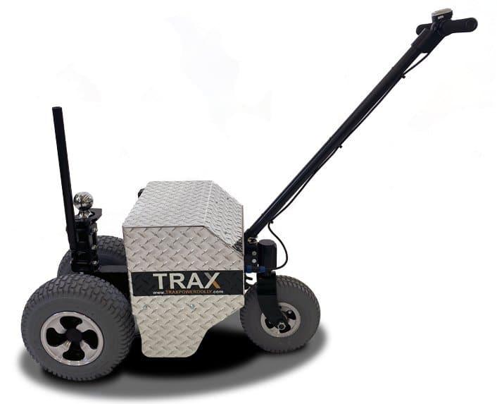 TX6000 trailer dolly Gray Non-Marking Tires
