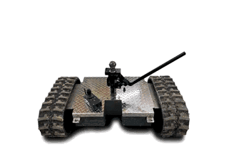 TRAX X2 Remote Controlled trailer dolly
